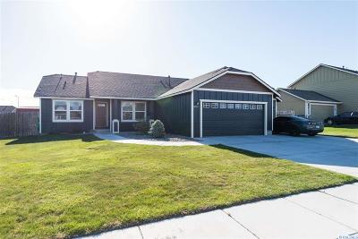 Franklin County Single Family Home For Sale: 5809 Robert Wayne Dr #Finnh