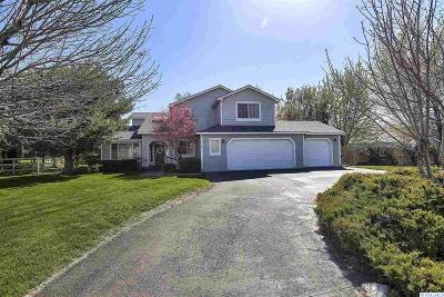 West Richland Single Family Home For Sale: 3722 Lexington Way