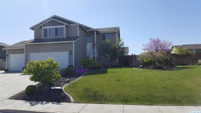 Franklin County Single Family Home For Sale: 4412 Tusayan Dr