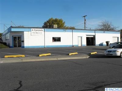Pasco Commercial For Sale: 730 W A Street