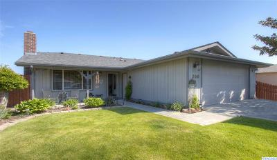 Kennewick Single Family Home For Sale: 200 W 23rd Place