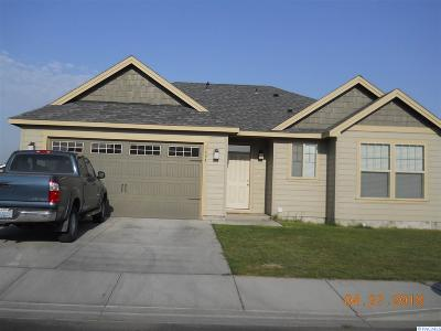 Sunnyside Single Family Home For Sale: 1604 Bountiful