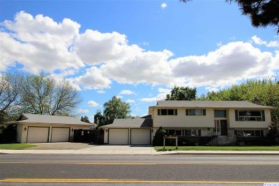 Kennewick Single Family Home For Sale: 5315 W 4th Ave