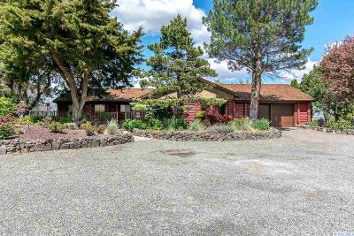 Prosser Single Family Home For Sale: 153202 W Richards Rd
