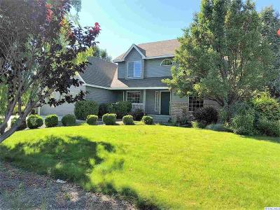 West Richland Single Family Home For Sale: 45102 E Alderbrook Ct.
