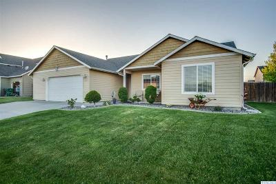 Kennewick Single Family Home For Sale: 1806 W 29th Ave