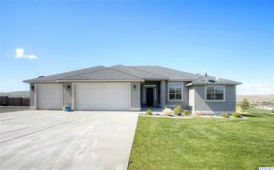Kennewick Single Family Home For Sale: 73302 E Grand Bluff Loop
