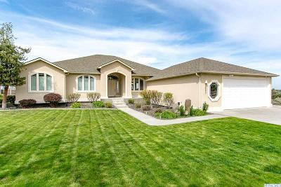 Kennewick Single Family Home For Sale: 4502 Yellowstone