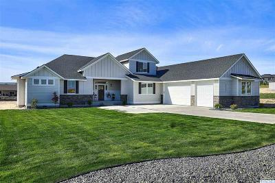 Kennewick Single Family Home For Sale: 83205 E Wallowa Road