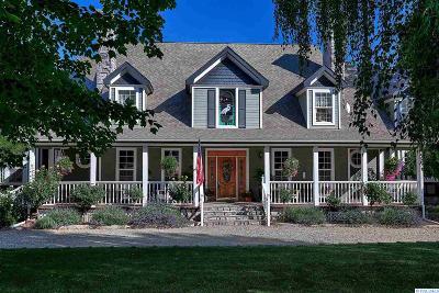 Prosser Single Family Home For Sale: 152202 W Richards Rd