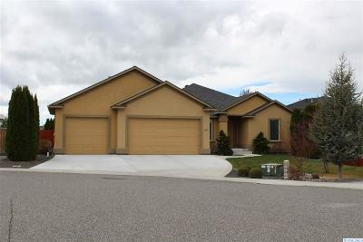 Richland Single Family Home For Sale: 3678 Windsor
