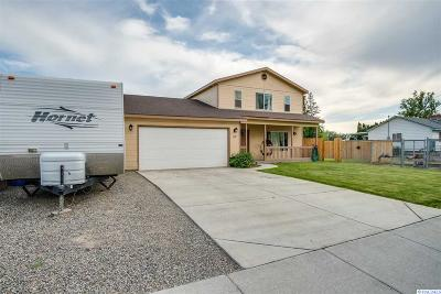 Kennewick Single Family Home For Sale: 2327 W 19th