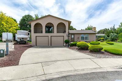 Kennewick Single Family Home For Sale: 2511 S Edison Pl