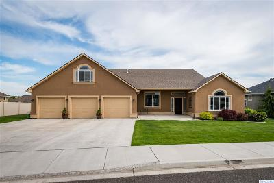 Kennewick Single Family Home For Sale: 8201 W 5th Ave