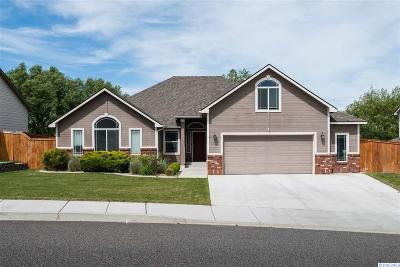 Kennewick Single Family Home For Sale: 6080 W 37th Place