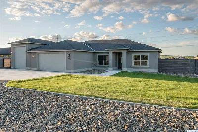 Kennewick Single Family Home For Sale: 85004 E Sagebrush Rd