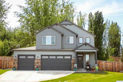 Kennewick Single Family Home For Sale: 3483 S Roosevelt Place