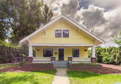 Prosser Single Family Home For Sale: 1023 5th St