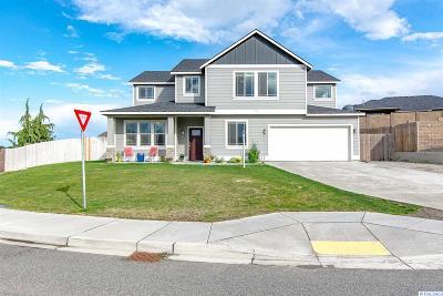 Pasco Single Family Home For Sale: 3711 El Paso