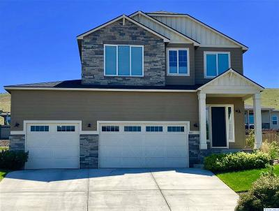 Kennewick Single Family Home For Sale: 1813 W 51st
