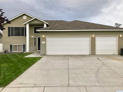 Pasco Single Family Home For Sale: 8103 Wenatchee Dr.