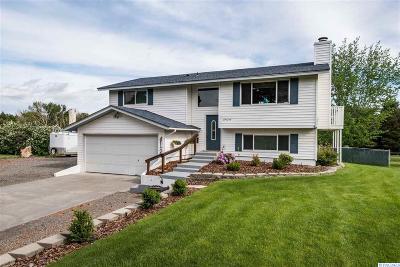 Kennewick Single Family Home For Sale: 100104 E Reata Road