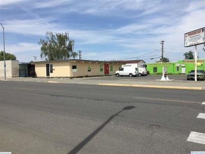 Pasco Commercial For Sale: 120 S 5th Avenue