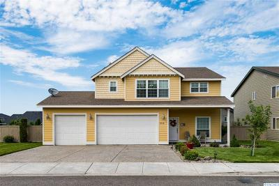Kennewick Single Family Home For Sale: 5314 W 15th Ave.