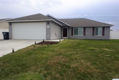 Pasco Single Family Home For Sale: 5805 Okanogan Ln.