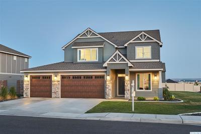 Pasco Single Family Home For Sale: 8914 Bridger Ct.