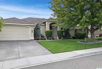 Kennewick Single Family Home For Sale: 3511 S Keller St.
