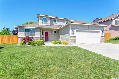 Kennewick Single Family Home For Sale: 8518 W 2nd Ave.
