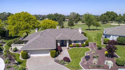 Kennewick Single Family Home For Sale: 3936 S Morain Loop