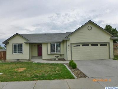 Kennewick Single Family Home For Sale: 518 N Williams St