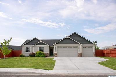 Richland WA Single Family Home For Sale: $276,500