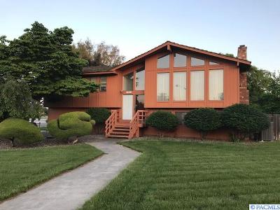 Richland Single Family Home For Sale: 1626 McMurray Ave.