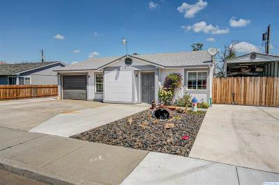 Kennewick Single Family Home For Sale: 1301 E 4th Ave.
