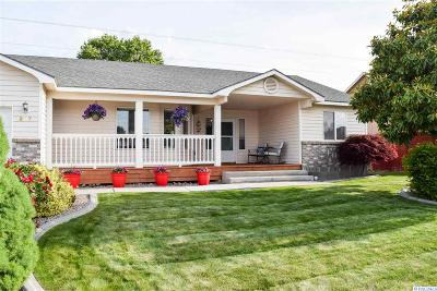 Kennewick Single Family Home For Sale: 1907 W 22nd Ave
