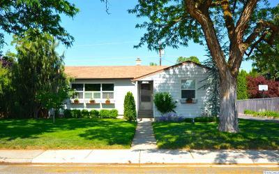 Richland Single Family Home For Sale: 1729 Davison Ave.