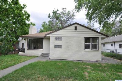 Kennewick Single Family Home For Sale: 128 E 4th
