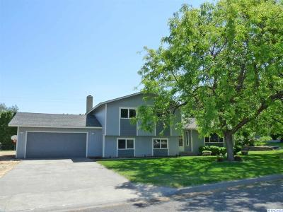 Kennewick Single Family Home For Sale: 3603 S Auburn St