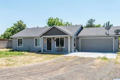 Benton City Single Family Home For Sale: 4307 Williams Rd