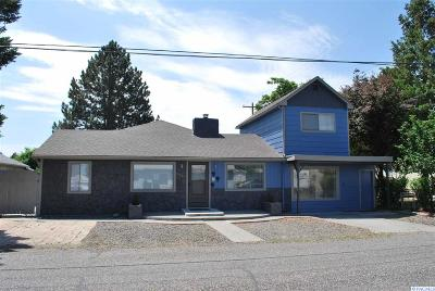 West Richland Single Family Home For Sale: 3991 Augusta St