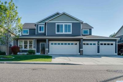 Kennewick Single Family Home For Sale: 5507 W 24th Ave