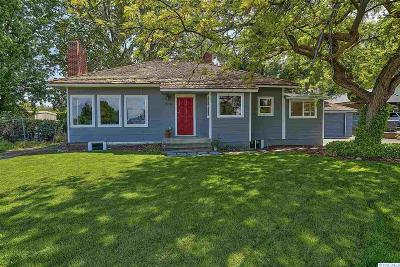 Kennewick Single Family Home For Sale: 1519 W 9th Ave.