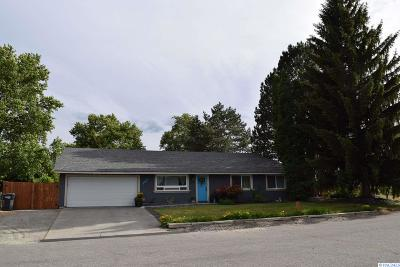 Franklin County Single Family Home For Sale: 3320 W Opal St