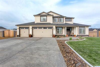 Pasco Single Family Home For Sale: 6915 Kohler Rd
