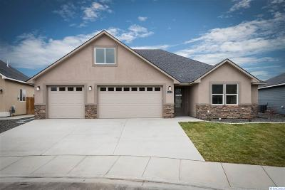 Kennewick Single Family Home For Sale: 4215 S Conway Place