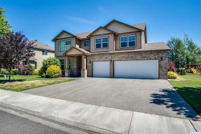 Horn Rapids Single Family Home For Sale: 2918 Redrock Ridge Loop