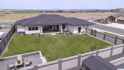 West Richland Single Family Home For Sale: 995 Belmont Blvd